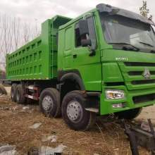 used sinotruk howo tipper truck