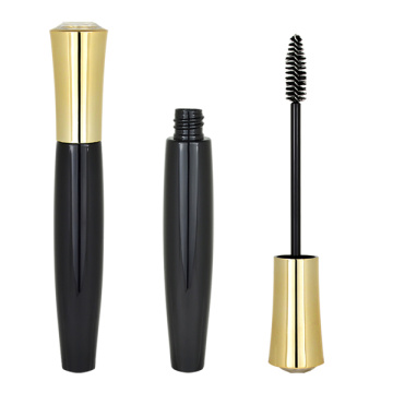 Plump Crown Shaped Gold Mascara Tube