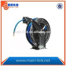 high quality Flexible auto retractable air hose reel