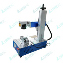 Mini machine de gravure laser en métal 20w
