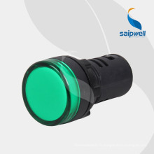 Chine Wholesale Voyant Lumière Meilleur Prix Vert 22mm AD16-22DS Lampe Indicateur