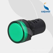 Китай Оптовая Индикатор Лучшая Цена Зеленый 22 мм AD16-22DS Индикаторная Лампа