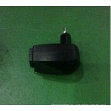 Soquetes elétricos padrão britânicos comutados 13A do soquete