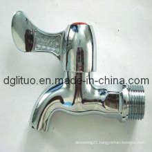 OEM & ODM Zinc Faucet With SGS, ISO 9001: 2008, RoHS