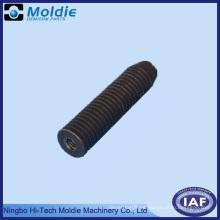 Tornillo de moldeo por inyección de plástico para auto
