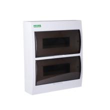 24 Ways Full Plastic Consumer Unit distribution box MCB box