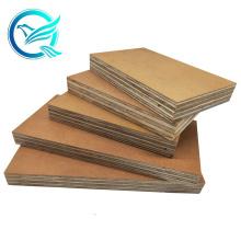 QINGE combi core 1220x2440 18mm 4 x 8 mdo medium density overlay plywood