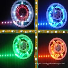High Lumen 5 Meter nicht wasserdicht 5050 LED Streifen Licht