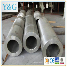 AIMgSi1Cu/3.3211 AIMgSiPb/3.0615 AIZn1/3.4415 AIZnMgCu1.5/3.4 aluminium alloy anodized mill finished sand blasted tube / pipe