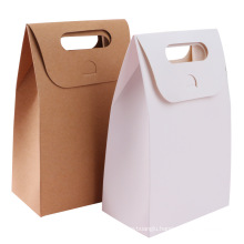 Customized Cookies Cakes Kraft Paper Bags Wedding Candy Biscuit Packaging Bag
