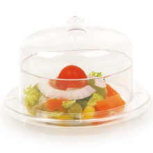 PP/PS Plastic Bowl Mini Oval Bowl 3 Oz with Lid