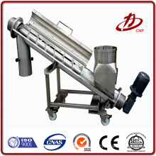 Food available 316SS material screw conveyor
