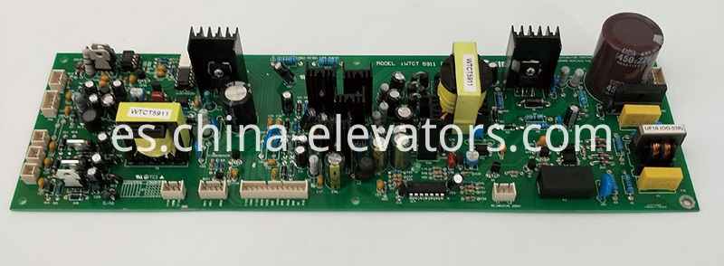 Power Supply Driving Board for LG Sigma Elevators WTCT 5911