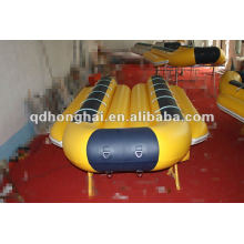 HH-DB520 banana inflatable boat (10 people)