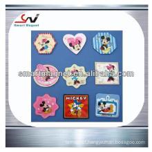 copper paper full imprint manufacture promotion pvc magnet