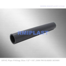 PVC Pipe and Fitting ASTM SCH80