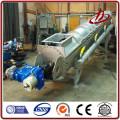 Máquina de transporte de parafuso para cimento de cinzas volantes com grande capacidade
