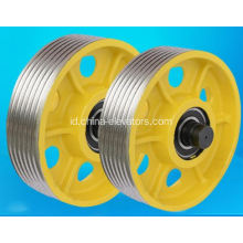 Lift Mobil Top Pulley Casting Pulley