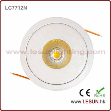 Fabrik Preis 8 Watt Dimmbare COB Decken Downlight LC7716D