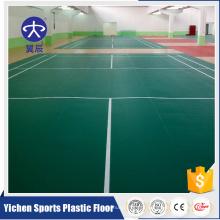 preço barato de alta qualidade rolo de revestimento de PVC em piso de plástico
