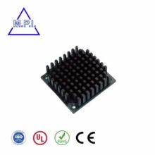 Peças de usinagem CNC para componentes de painel solar