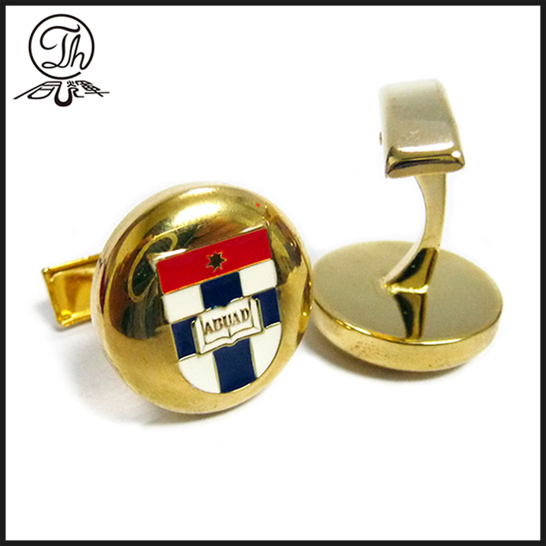 Custom made womens suit cufflinks