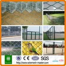 Panneau de clôture de chaux électrique de diamant
