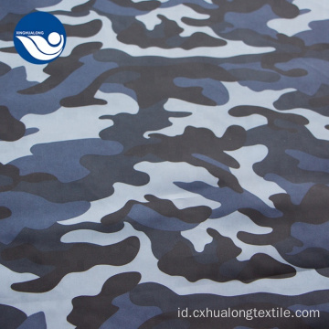 100% Polyester Knit Bright Printing Taffeta Fabric