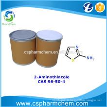 2-Aminothiazole, CAS 96-50-4, intermédiaires pharmaceutiques