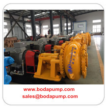 Dig and Operations Industrial Using Dredge Pump