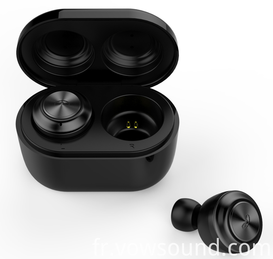 HiFi Stereo Sound Bluetooth Earphones