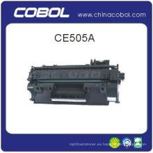 Bk Cartucho de tóner HP CE505