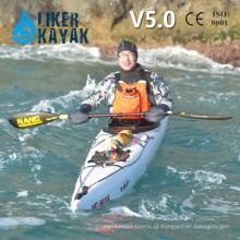 5.0m 1 Pessoa sentar-se em Professional Pedal Kayak para Long Touring
