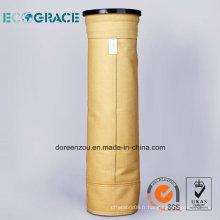 Collecteur de poussière de plantes électriques Sac de filtre Nomex