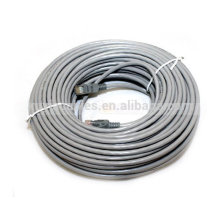 high speed 50ft Cat5e UTP 24AWG rj45 Patch Cord Lan Cable