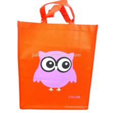 многоразовые хозяйственные сумки, мешок tote,изготовленный на заказ Non сплетенные мешки