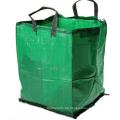 Farbe Garten Grün Big Bag mit zwei Loops