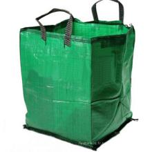 Color Garden Green Big Bag avec deux boucles