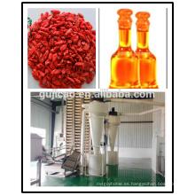 Aceite de semilla 100% puro de Goji del aceite de semilla de Goji 100% puro de Qinghai Descripción:
