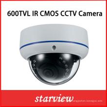 600tvl IR Fixed Dome CCTV Sicherheit Digitalkamera (D22)