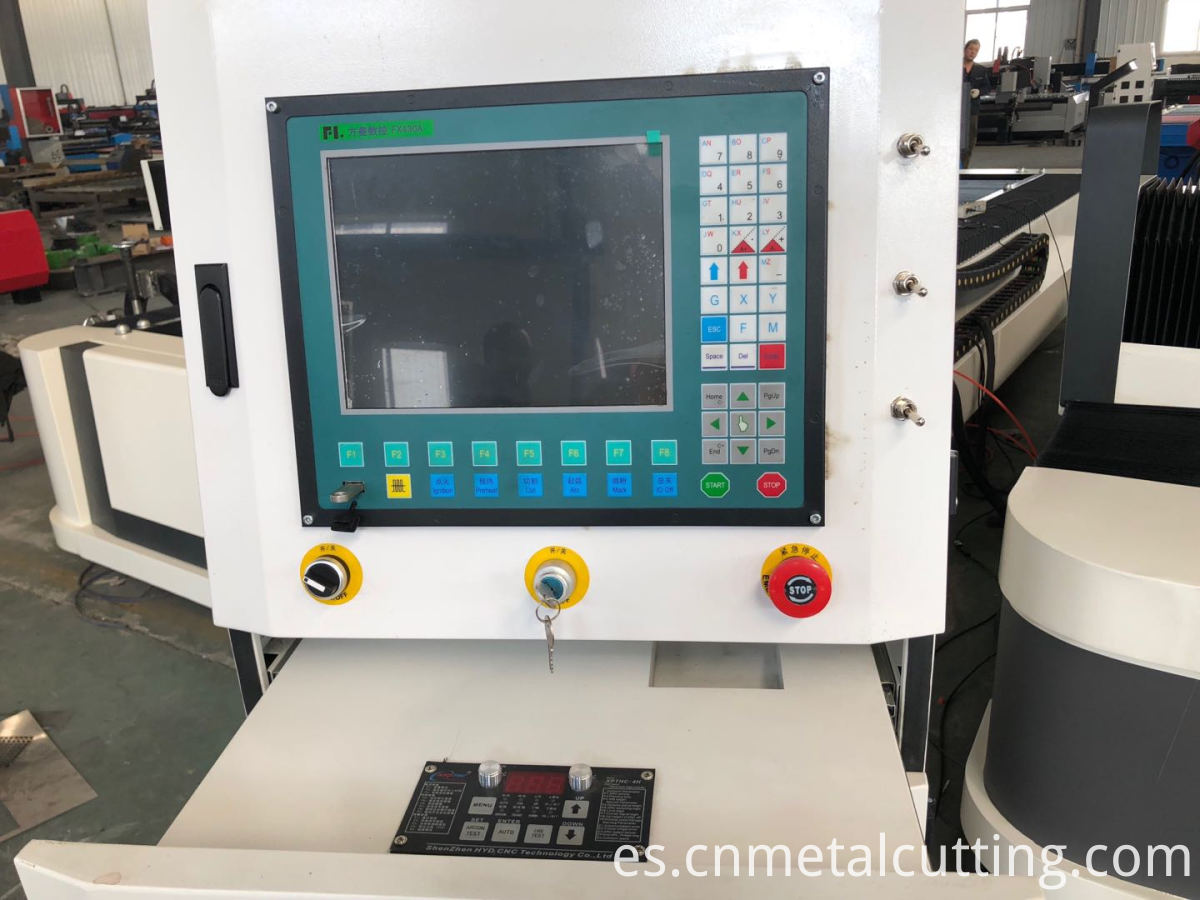 FX430A control system for plasma cutter