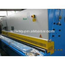 CNC Hydraulic Pendulum Plate Shearers