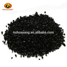 8-12mm coquille de noix de charbon actif pour le traitement des eaux usées