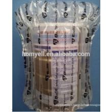 stuffing air cushion packing for milk powder can/inflatable air cushion film/Cushioning Packaging