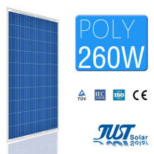 Grande qualité 260W Poly Solar Panel Power On Sale