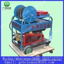 400 мм бензиновый двигатель высокого давления канализационный канализационный очиститель