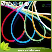 Blaue LED-Leuchtreklame für bunte PVC-Abdeckung