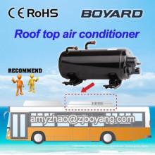 Потолочный кондиционер с вращающимся горизонтальным компрессором R407C