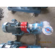 Bombas centrífugas plásticas de flúor da série FSB de baixo preço da China FSB Bombas centrífugas químicas de flúor da liga de plástico FSB