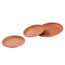 Изготовленные на заказ круглые пластиковые лотки